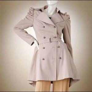 JLo trench coat. Khaki color small
